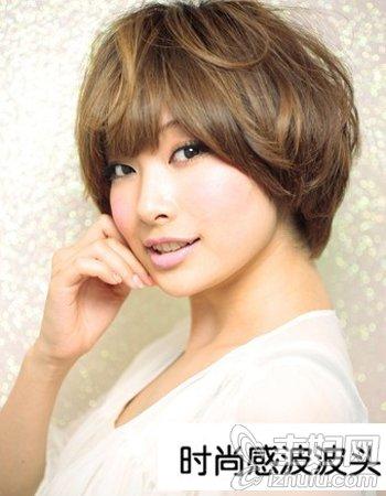 资讯生活时尚感波波头减龄瘦脸 尽显轻熟女的时尚魅力